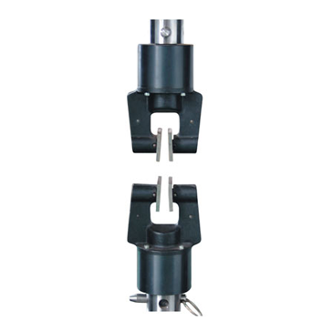Pneumatic tension Grips