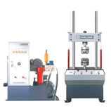 Servo-Hydraulic Fatigue Testing Machine