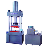 Tube Ring Flattening Testing Machine