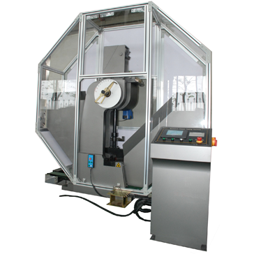 Pendulum Impact Testing Machine (Semi Automatic)