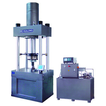 Tube Flanging Testing Machine